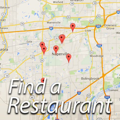 Find Naperville Restaurants
