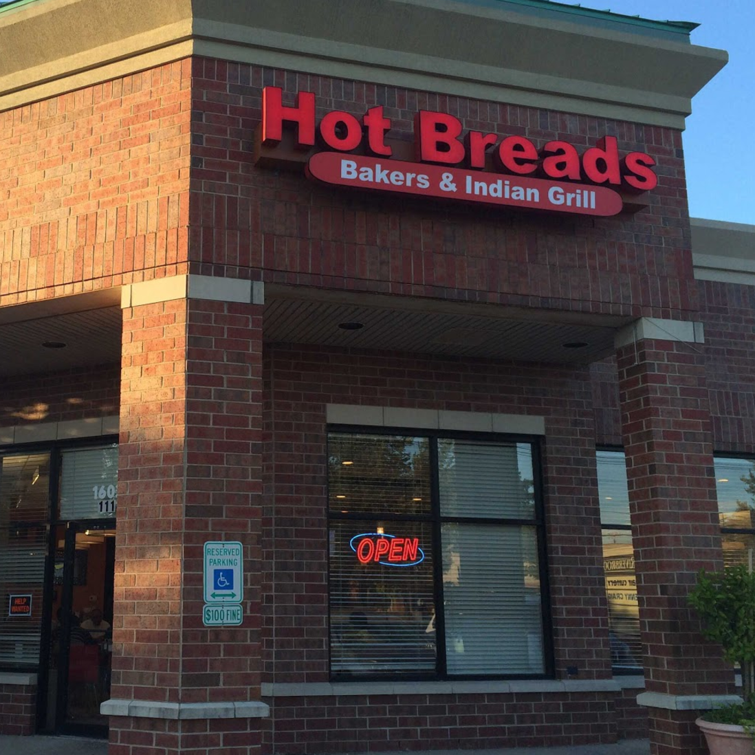 Hot Breads