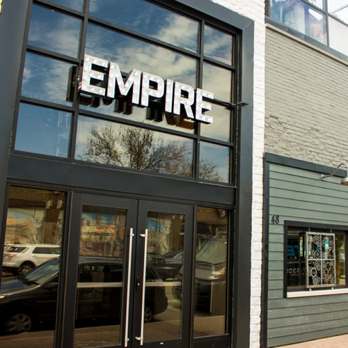 Empire Burger Bar