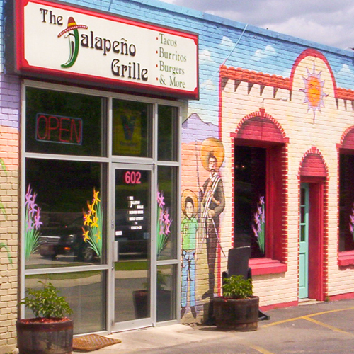The Jalapeno Grille
