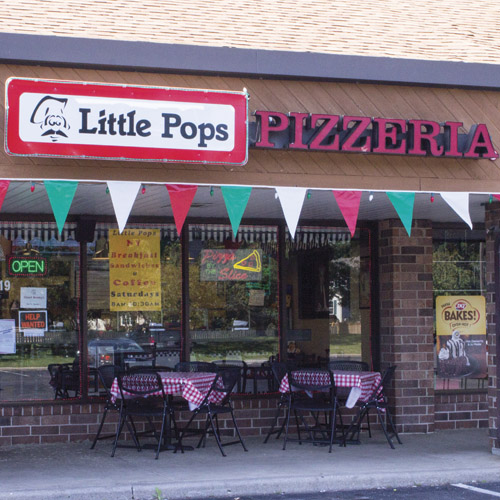 Little Pop's Pizzeria